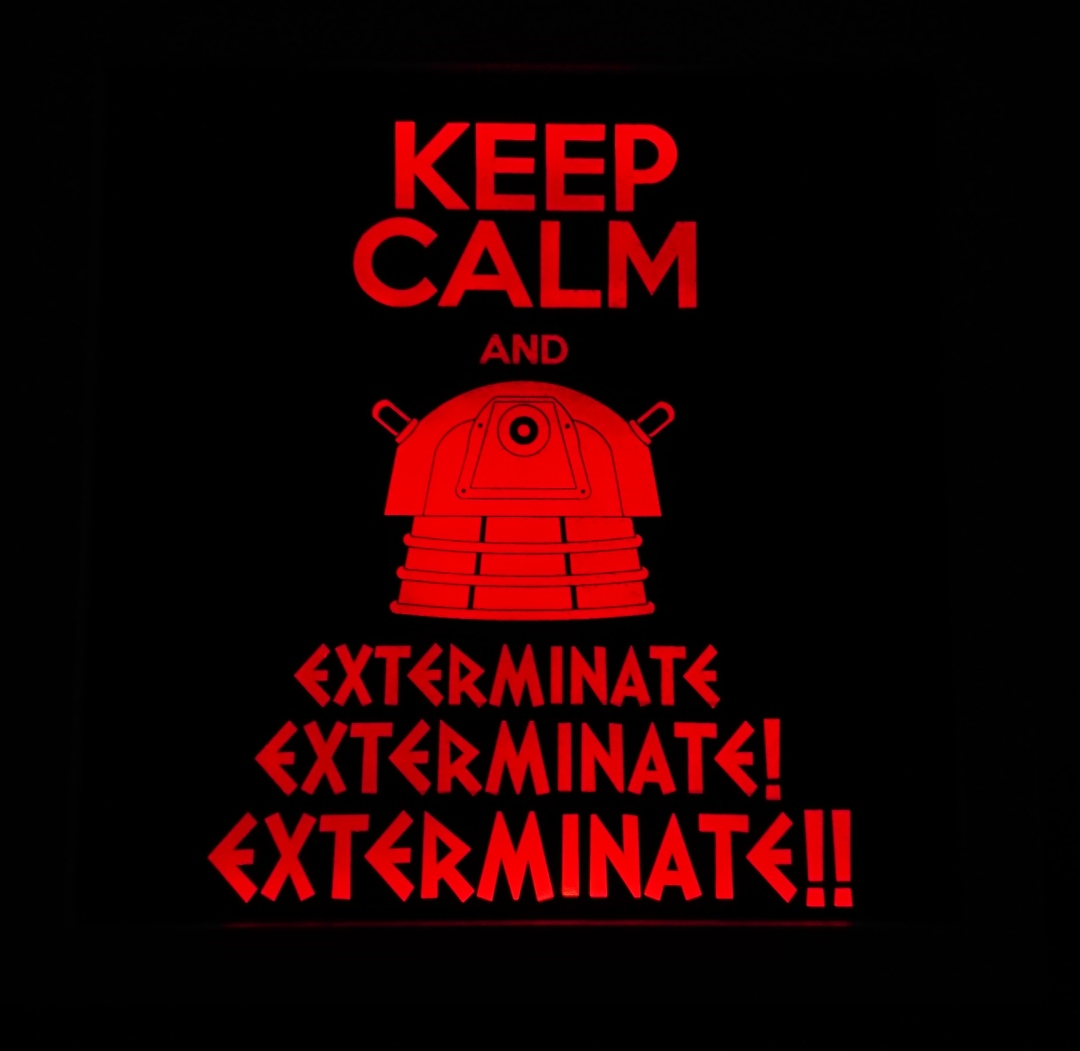 keep calm and exterminate alain s projects