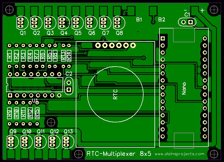 pcb-multiplex